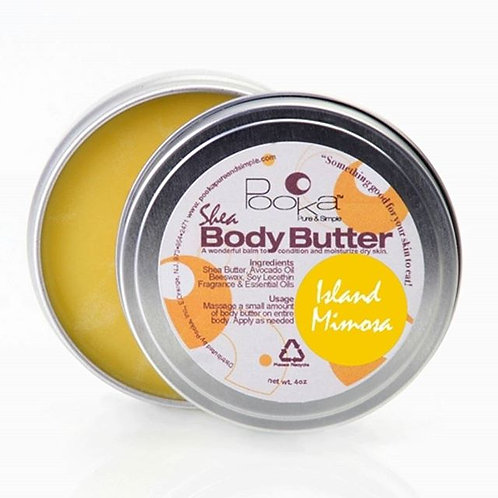 Island Mimosa Body Butter
