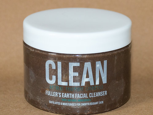 Clean Simple Fullers Earth Facial Cleanser