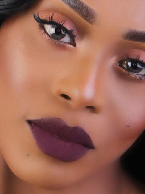 Heaux Me Liquid Lip V Lace Cosmetics
