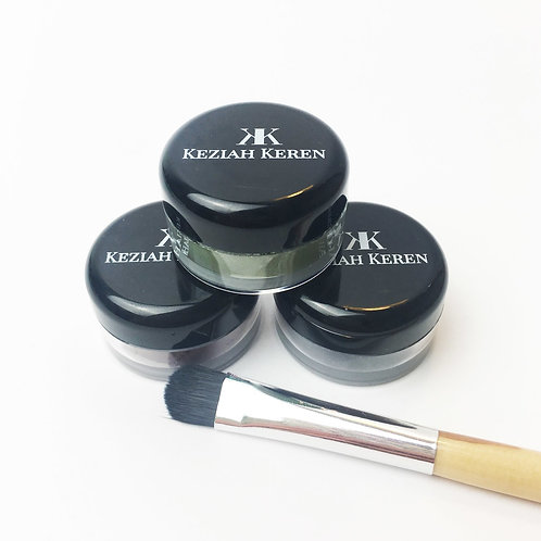 Keziah Keren Mineral Eyeshadow Sparkling