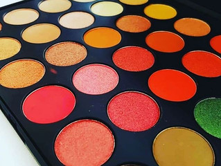 In The Spotlight - The Maya Palette From V Lace Cosmetics