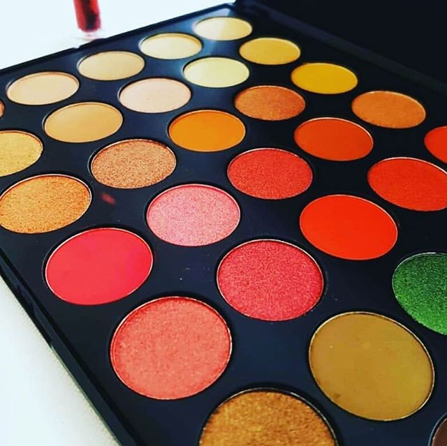 Maya Palette from V Lace Cosmetics