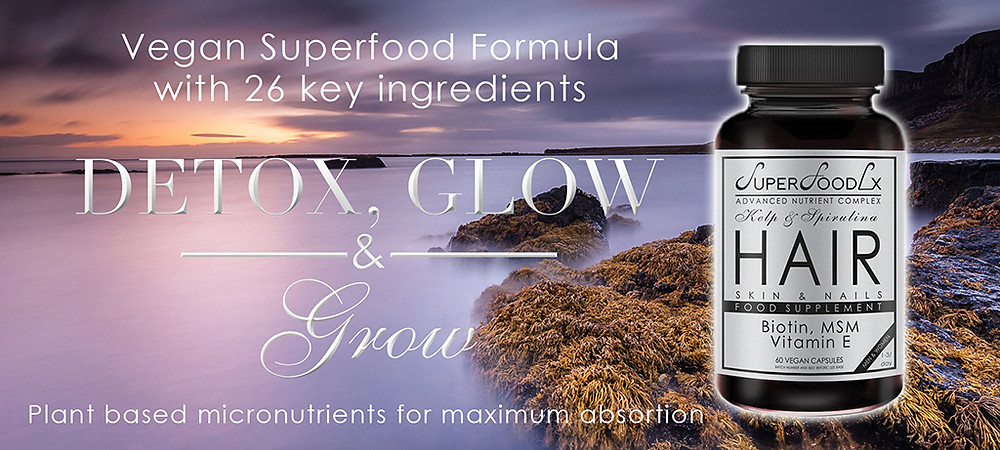 SuperFoodLX Hair Skin & Nails