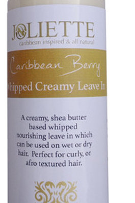 Joliette Whipped Creamy Leave In Conditioner