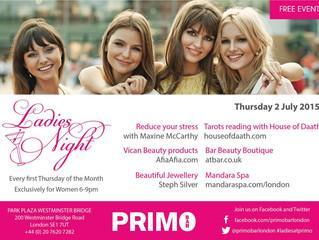 Guestlist: @Bar Beauty Boutique Launch