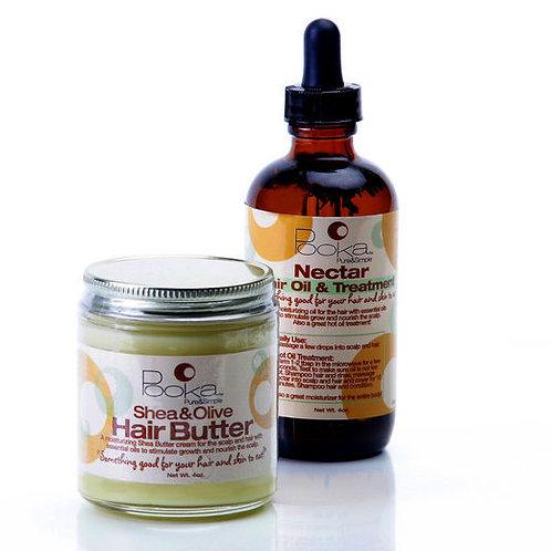 Hair Butter & Hair Nectar Duo
