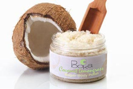 Coconut & Lemongrass Sugar Body Polish