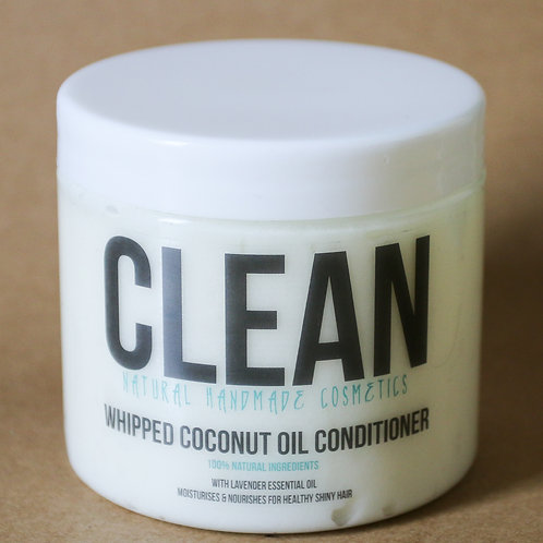 Clean Lavender Whipped Coconut Conditioner