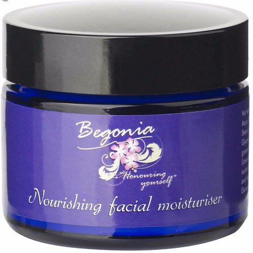 Begonia Nourishing Facial Moisturiser