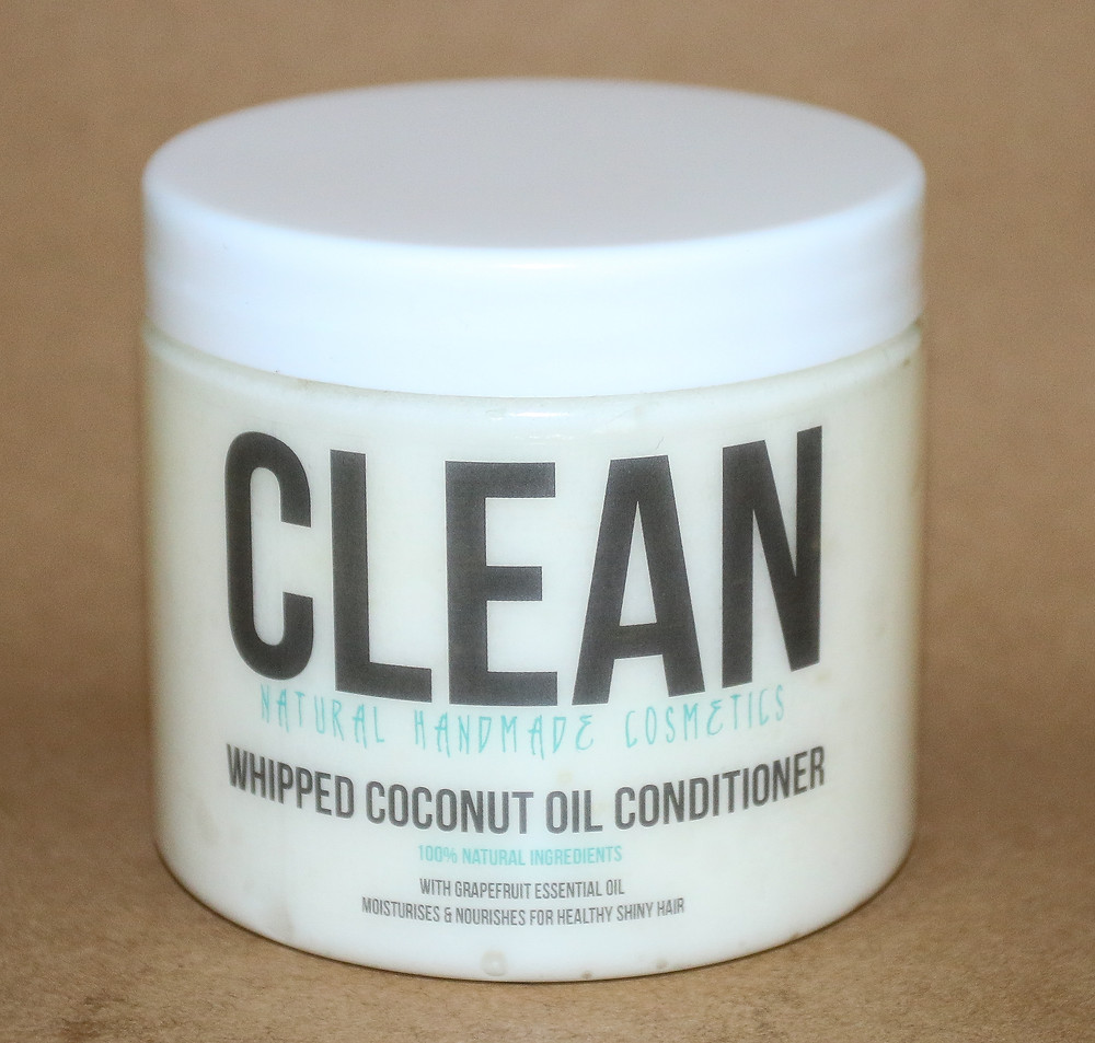 CLEAN Whipped Coconut Oil Conditioner