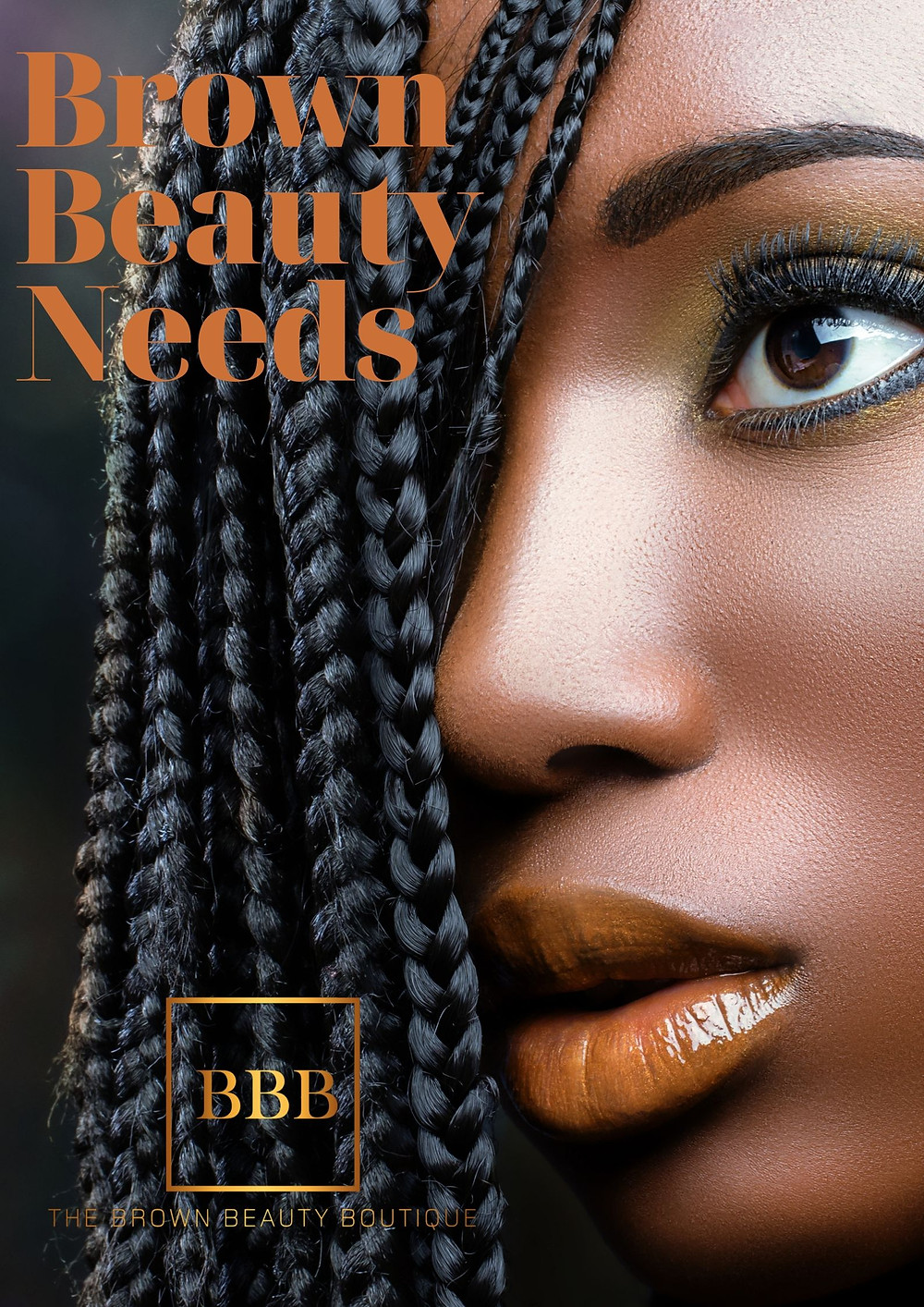 The Brown Beauty Boutique