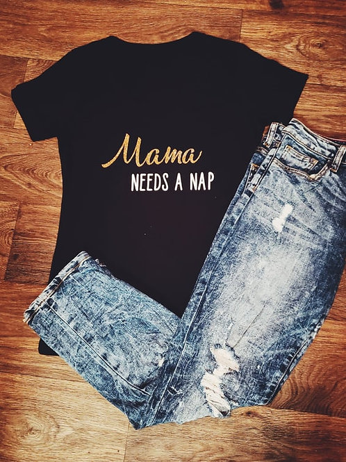 Mama Needs A Nap