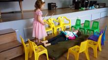 Curso de férias- Teatro para crianças-Julho/ 2016
