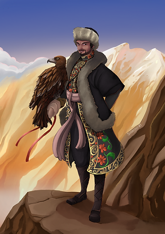 Chasseur Mongol