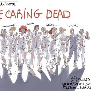 The caring dead