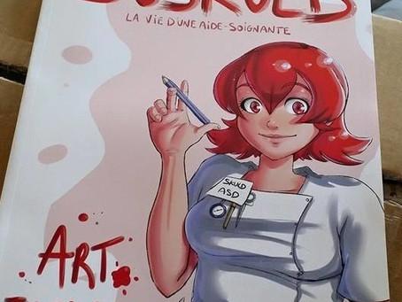 Le artbook est là!