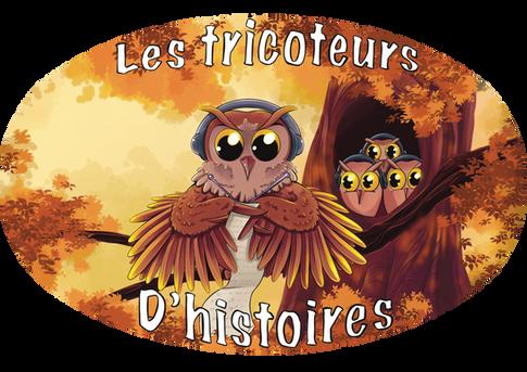 Logo Les Tricoteurs d'Histoires