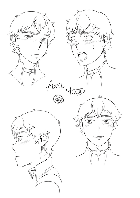Axel expressions