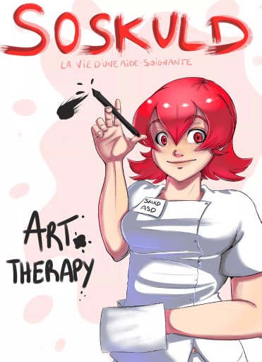 Artbook Art Therapy
