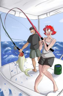 Les dessins de l'été 3