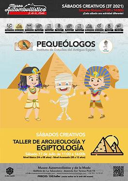 CARTEL MUSEO AUTOMOVIL SABADOS CREATIVOS (INDIVIDUAL EGIPTOLOGIA 17-07).jpg