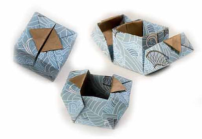 low volume and low cost packaging design boxes