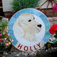 Holly Memorial Stone
