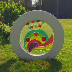 Over the Rainbow Porthole