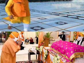 UP School Curriculum To add History Of Sikh Gurus.