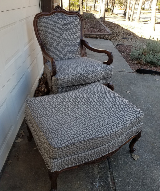 Fort Worth Upholstery Rehab