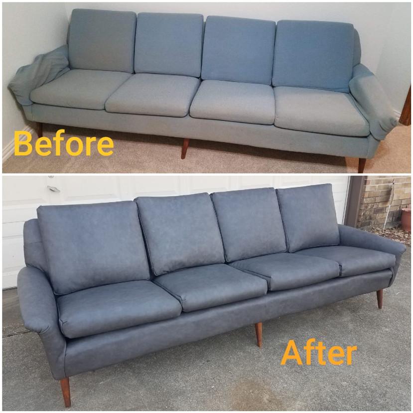 Upholstery Rehab Fort Worth Upholsterer