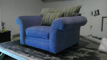 Chair upholatery dfw