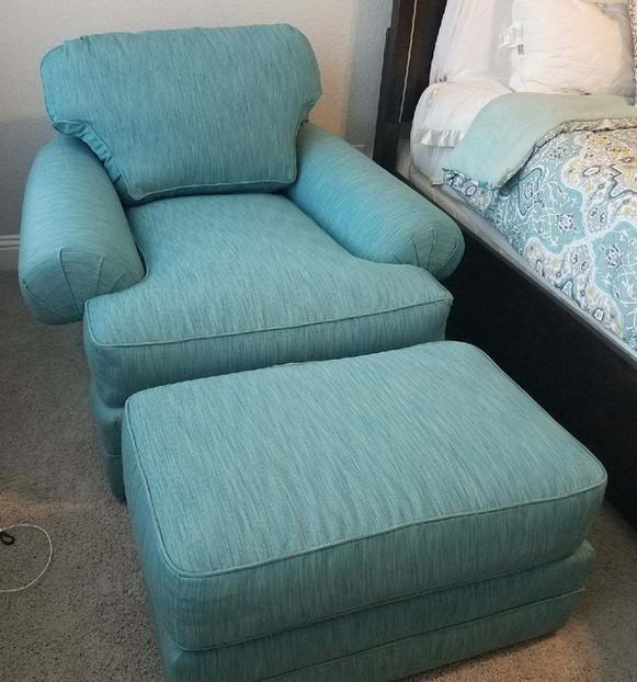 Upholsterer in DFW Upholstery rehab