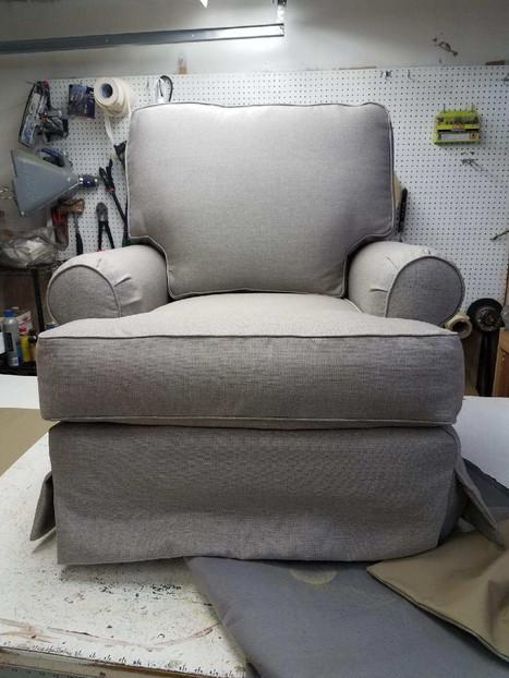 Upholstery rehab Upholaterer in DFW