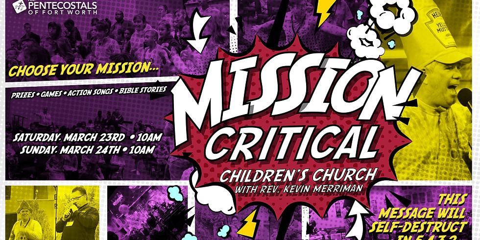 2019 Children's Crusade