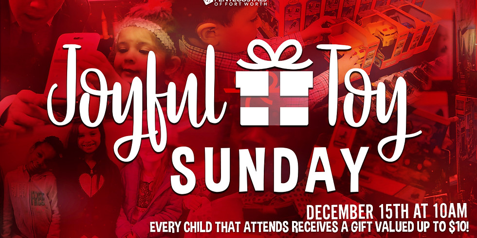 Joyful Toy Sunday