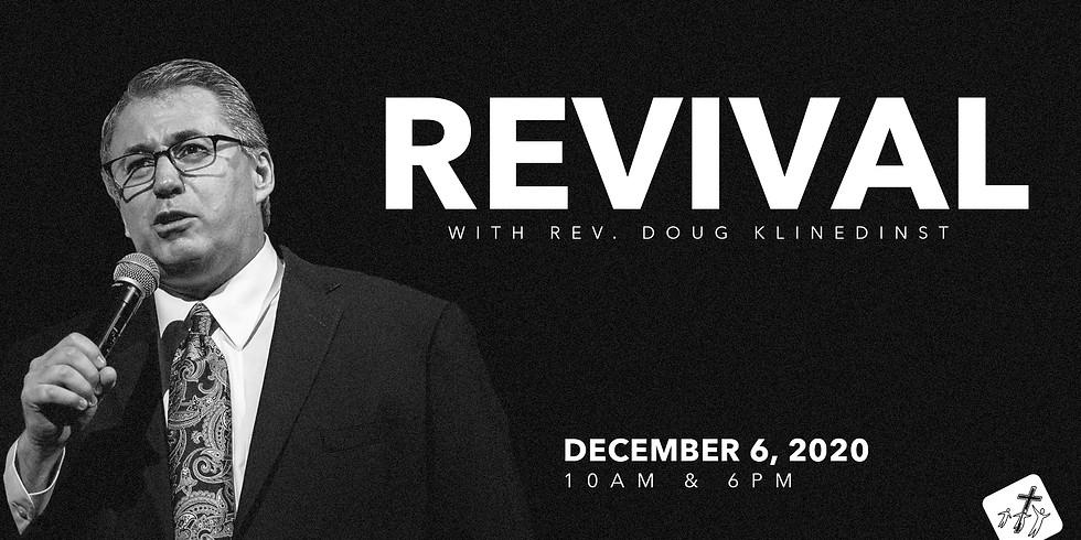 Revival with Rev. Doug Klinedinst