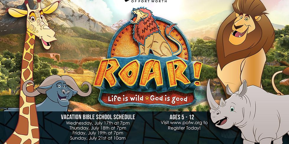 2019 POFW Vacation Bible School