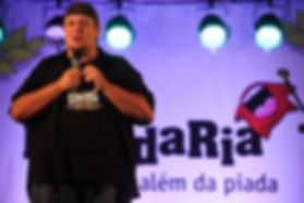 Rogerio Morgado Comediante Stand Up