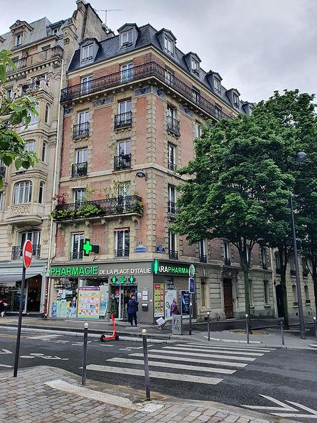 1 avenue Soeur Rosalia - 75013 PARIS - avant travaux.jpg