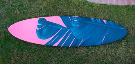 Tropical Banana Leaf board