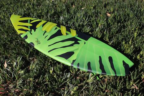 Tropical Gecko board