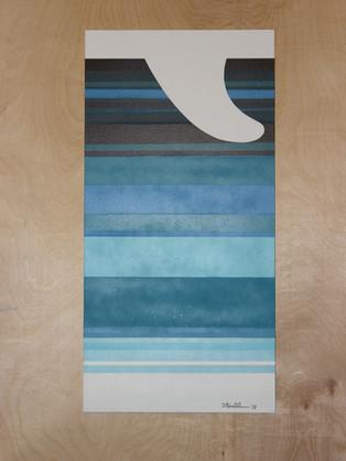 Ocean Colors - Fin Series #1