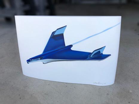 50's Bel Air Eagle Jet