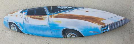 '69 Z28 Rally Sport Board