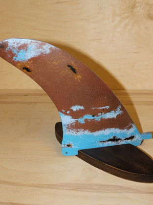 Rusted Fin #1