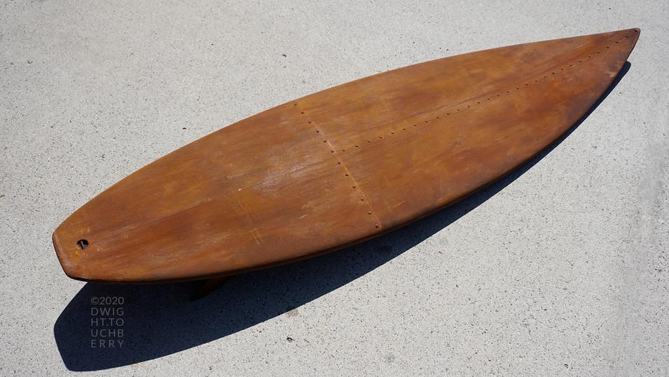 Rusted Board #1