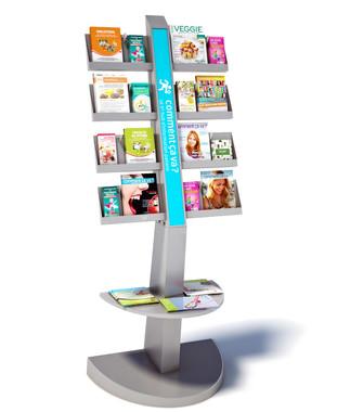 Design produit - Présentoir IDSMedia