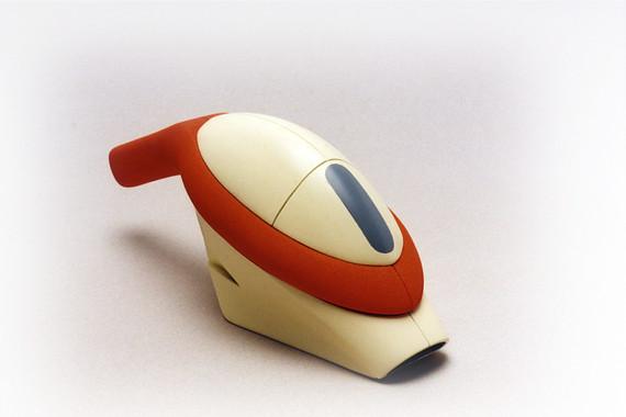 Design produit - Aspirateur de table