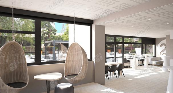 Infographie 3D - Architecture intérieure
